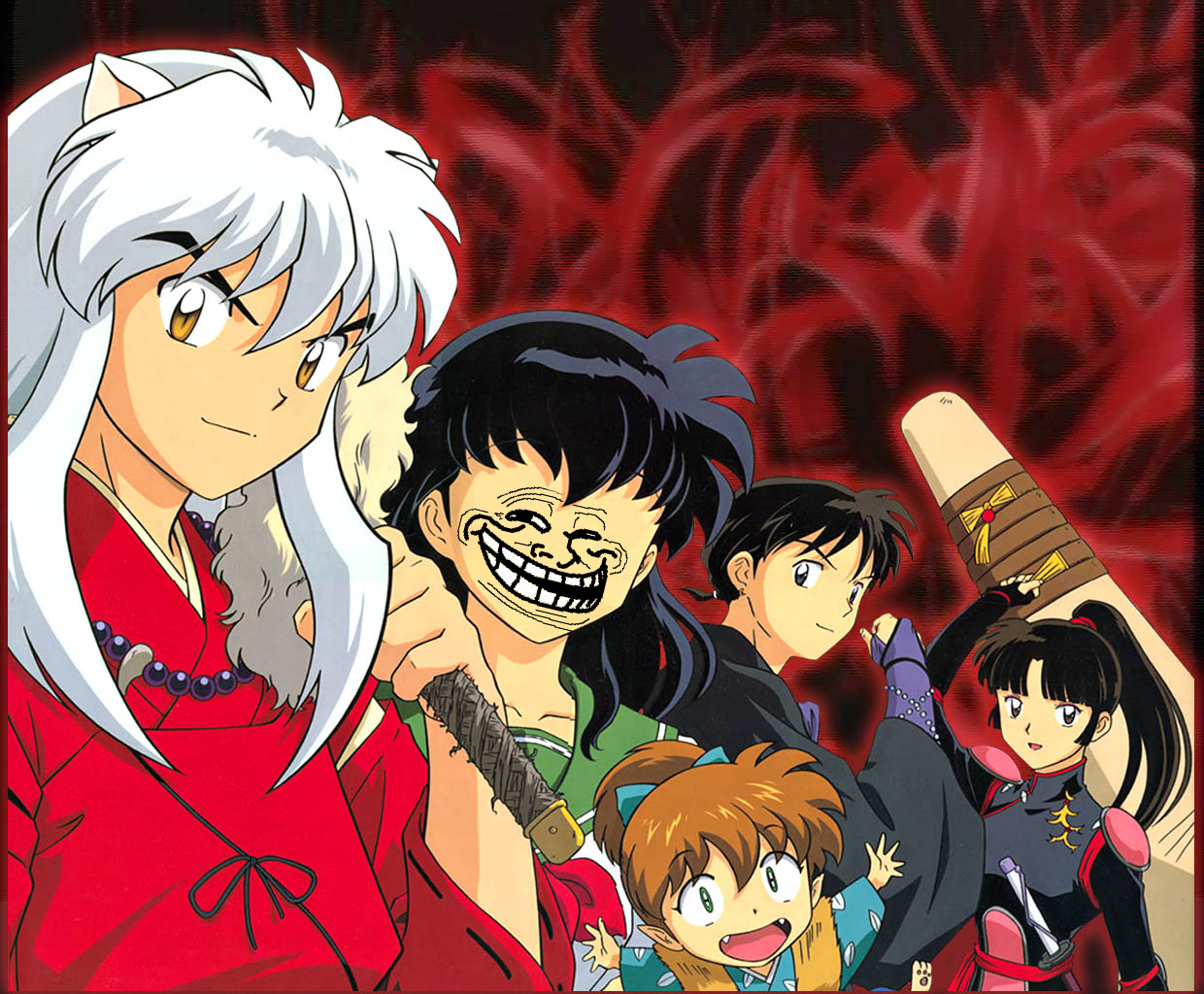 inuyasha Not much longer of a wait for all you Inuyasha fans.