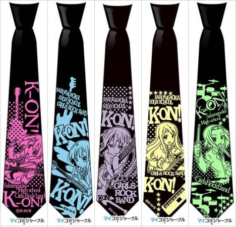 k-on_character_ties